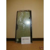 Case LH DOOR REAR WINDOW 580K  580L 590 R54107 Super L
