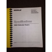 Cat Caterpillar D3 Bulldozer Service manual 79U 6N