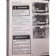 Bobcat 763 Operation & Maintenance Manual 6900371 early