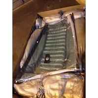 Case 580M 580SM 590SM Series 1 & 2 Rear Quarter RIGHT Glass 338425A1 411380A1