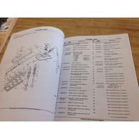 International Dresser IH 510B D268 Wheel Loader ENGINE PARTS Manual Book EPC268