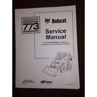Bobcat 773 Service Manual Book Skid steer 6900092 NEW