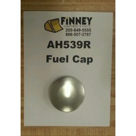 John Deere 350 450 Fuel Cap AH539R Dozer Loader JD NEW PLAIN**EARLY Serial #