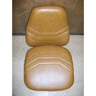 Case 590 Turbo 590T Backhoe SUSPENSION SEAT cushion set