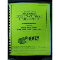 Dresser International TD7C TD7E TD8C TD8E 100C 100E 125C 125E Service Manual IH