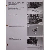 Bobcat 763 763F Service Manual Book Skid steer 6900091 repair shop book