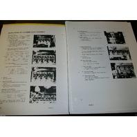 KOMATSU PC60-5 PC60 Hydraulic Excavator Service Shop Repair Manual Book