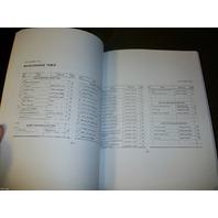 KOMATSU PC60-5 PC60 Hydraulic Excavator Operation Maintenance Manual Book
