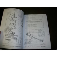 Cat Caterpillar D2 Parts manual book dozer 5U 13237 & up NEW crawler high serial