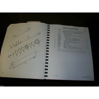 Case 590 Super L Series 2 II Backhoe Parts Manual book bur 7-3362 590SL catalog