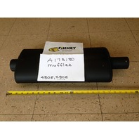Case A173180 Muffler 480E 480F 580E 580SE 584E 585E 586G 586E 586G 588G 660 760