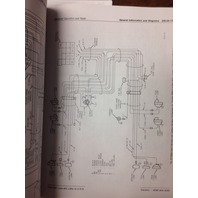 John Deere JD 4040 4240 Tractor SERVICE TECHINCAL REPAIR Manual TM1181