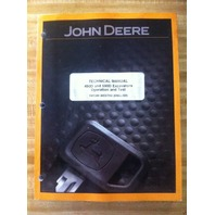 John Deere JD 490D 590D Excavator OPERATION & TEST Manual TM1389