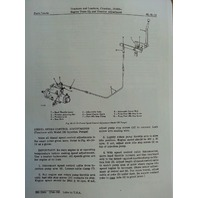 John Deere JD 450 Crawler Dozer Service Manual SM2083 repair book PLAIN