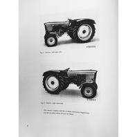 John Deere JD 710 Tractor Operators Operation Maintenance Manual OML25016