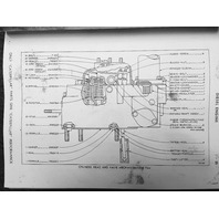 Cat Caterpillar 955H Crawler Loader PARTS MANUAL 35655 serial # 60A8413 and up
