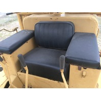 CATERPILLAR CAT D6B DOZER 4 PIECE SEAT SET CUSHION NON SUSPENSION STYLE