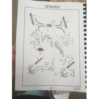 Bobcat 943 Skid Steer Loader Parts Manual Pub# 6570035