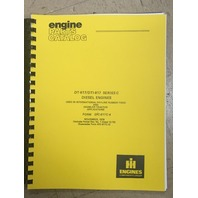 International TD25E TD25C Engine Service Manual DT817 DTI817-C   IH DRESSER