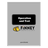 John Deere 160LC Test Service Manual JD TM1661 Book