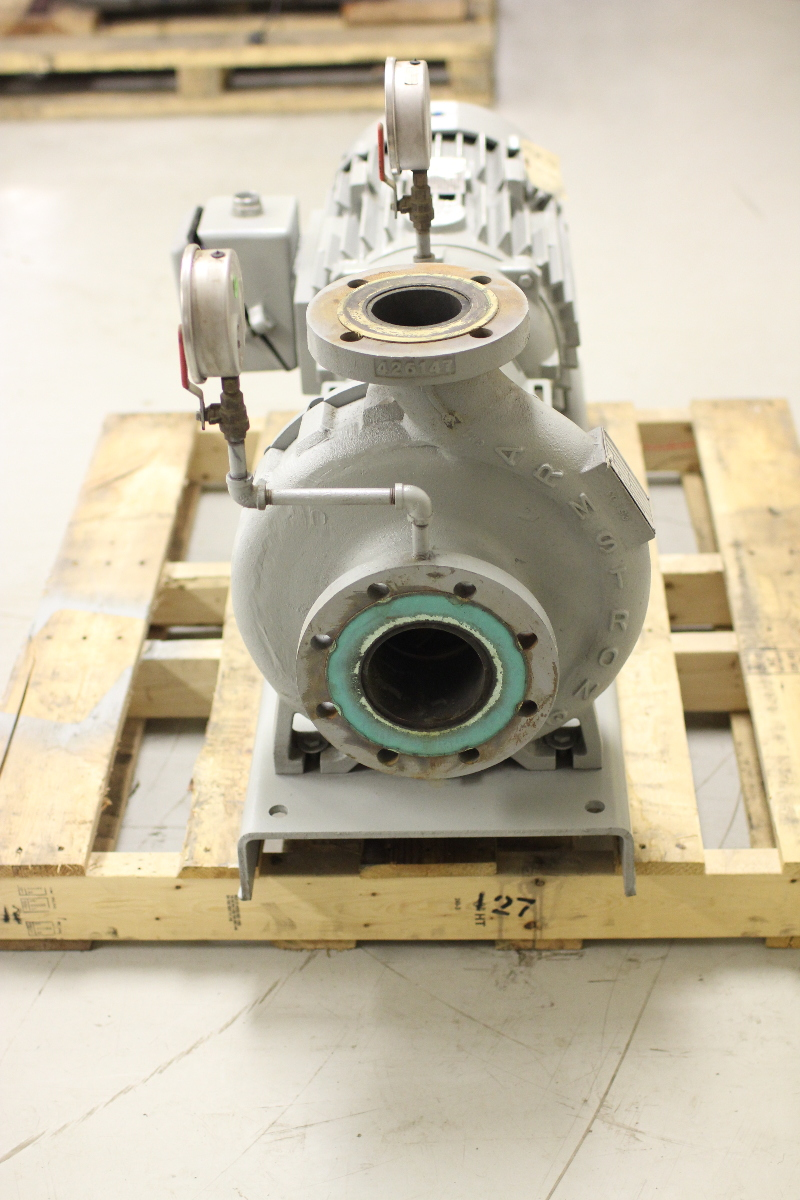 Used Armstrong 4x3x11 5 4030 Centrifugal Pump 15 Hp 368