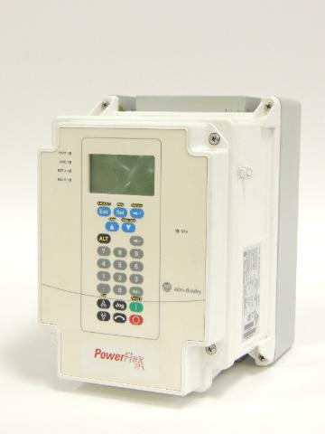 Rblt Allen Bradley PowerFlex 70 VFD 20AD5P0C3AYNNNNN 3 HP, 480 V, 18 Mo  Wty