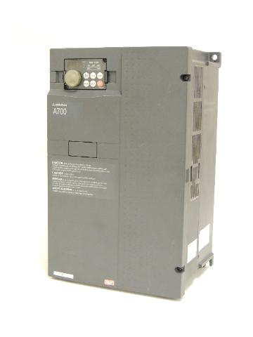 Used Mitsubishi VFD FR-A740-00380-NA  25 HP, 480 V, 1 Year Warranty