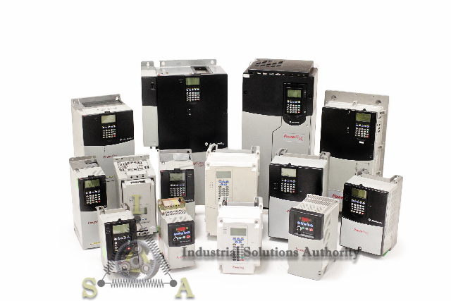 New Allen Bradley Powerflex 755 20G11TD430AN0NNNNN 350HP 480V 18 Mo Wty