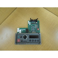 Used Allen Bradley 120774 Keypad Display Assembly Panel Rev 06 1201