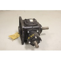 Used Perfection Gear RH9956S  20 HP Ratio 1:1