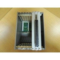 Used Siemens PLC Chassis with 505-4515 5054515 and 505-6504 5056504