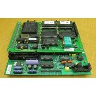 Used Cintex CPU & I/O Board With LCD Display  370-211  370211