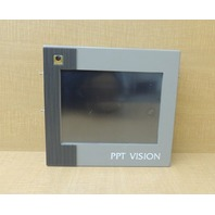 Used PPT Vision 661-0229 Touch Screen Interface Panels