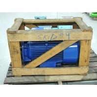 New Elektrim AC Motor 40DM-1-30.00-18  30 HP, 230/460, 180L, 1800 RPM, D Flange