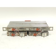 Used Reliance Electric Rectifier Stack Heat Sink Assy 802275-3R