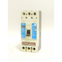 Used Westinghouse Circuit Breaker HJD3250F  250 A, 3 Pole, 600 VAC, 250 VDC