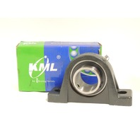 "New KML Normal Duty Pillow Block Bearing UCPE212-39  2-7/16"""