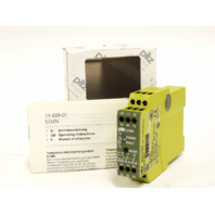 New Pilz Relay S1MN-230VAC-2c/0  230 VAC, 3.5 VA, 50-60 Hz