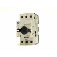 Used Allen Bradley Motor Circuit Protector 140M-C2E-C10  6.3-10 Amp Range