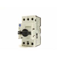 Used Allen Bradley Motor Circuit Protector 140M-C2E-B63  4.0 - 6.3 Amp Range