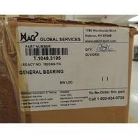 New General Bearings 1623NS-TN   LOT OF 11
