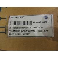 New Siemens E/R Module 6SN1146-1BB02-0CA1