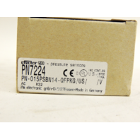 New ifm Efector 500 Pressure Switch PN7224