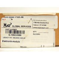 New Elektronik - Module 000.0000.1205-98
