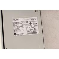 Rblt Allen-Bradley PowerFlex 700 VFD 20BD040A3AYNAEN0  30 HP, 480 V,  18M WTY