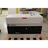 Used Allen Bradley Enclosed Control Panel /CSD362416, 36 x 24 x 16 w FAN