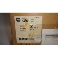 New Allen Bradley Transistor Spare Parts Kit 140572 75HP REV 03