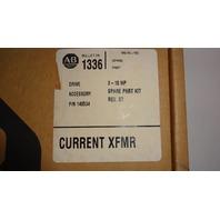 New Allen Bradley Current XFMR Spare Part Kit REV 03 140534 3-10HP