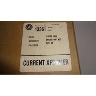 New Allen Bradley Current Xformer Spare Part Kit Rev. 03 135774 3/30HP 460V