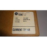 New Allen Bradley Current Transformer Spare Part Kit REV 03 140552 150-200HP